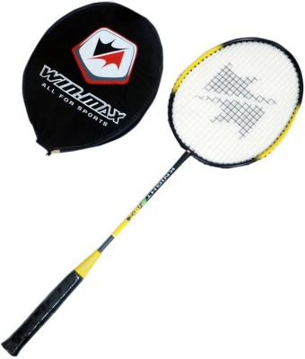 Winmax Knight 200 Strung Badminton Racquet (Multicolor, Weight - 350 g)