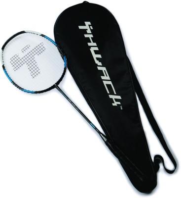 Thwack Falcon 7100 Standard Strung Badminton Racquet (Blue, Weight - 76 - 80 gms)