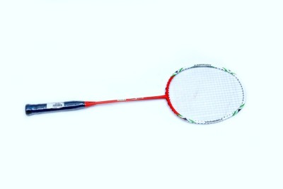 Fox Graphite Foam Strung Badminton Racquet (Red, Weight - 150 g)