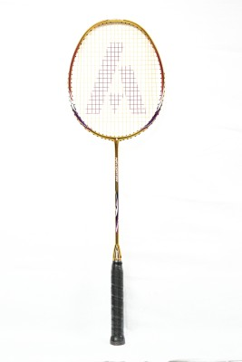 Ashaway Navigator G2 Badminton Racquet (Gold, Weight - 83 g)
