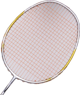 Maspro Explode Light 3461 G4 Strung Badminton Racquet (Silver, Weight - 300 g)