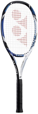 Yonex Vcore Xi 100 Lite L3 (4 3/8) Unstrung Tennis Racquet (White, Blue, Black, Weight - 700 g)