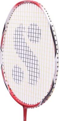 Silver's Organic G3 Strung Badminton Racquet (Multicolor)