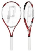 Prince Hornet 100 G3 Tennis Racquet (Red/White, Weight - 275 G)