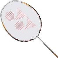 Yonex Nanoray 80 G4 Strung Badminton Racquet Gloss Yellow, Weight - 4U
