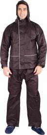 HighLands Solid Men's Raincoat