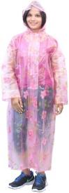 Romano Protective Floral Print Women's Raincoat