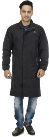 NU9 Solid Men's Raincoat