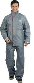 Rivon Touch RIVON 1001 Solid Men's Raincoat