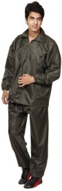 SUPER Solid Men's Raincoat