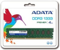 Adata PC3-10600 DDR3 4 GB (1X4GB) PC (AD3U1333W4G9-B) (Green)