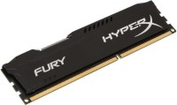 Kingston HyperX Fury DDR3 8 GB (1 X 8 GB) PC (HyperX Fury Black) (Black)