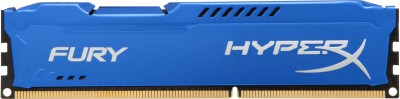 Kingston HyperX FURY Memory DDR3 8 GB PC RAM (HX318C10F/8)
