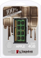 Kingston System Specific DDR3 4 GB (1 X 4 GB) Laptop (System Specific KTA-MB1600L/4GFR) (Green)