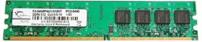 Buy G.Skill NT DDR2 2 GB (1 x 2 GB) PC RAM (F2-6400CL5S-2GBNT): RAM