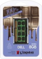 Kingston System Specific DDR3 8 GB (1 X 8 GB) Laptop (System Specific KTD-L3CL/8GFR) (Green)