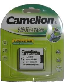 Camelion DC BG1 Rechargeable Li-ion Battery