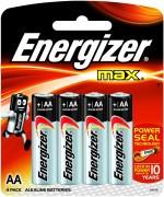 Energizer Max E91BP4