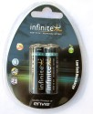 Envie Infinite Plus 2x AAA 1100 Ni-Mh Rechargeable Batteries