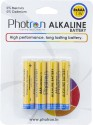 Photron High Performance AAA (Pack Of 8) Alkaline Battery