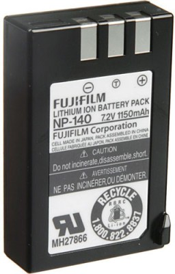 Fujifilm NP 140 Rechargeable Li ion Battery available at Flipkart for Rs.3100