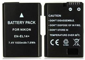 Powerpak ENEL 14 Decode Rechargeable Li-ion Battery
