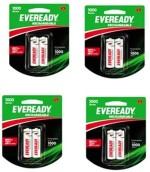 Eveready Ultima 600 mAh AAA 8 Pc Battery
