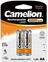 Camelion NH-AA2500BC2 Rechargeable Battery