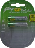 Godrej GP ReCyko AAA (2 Pcs - Pre-Charged) Rechargeable Battery: Rechargeable Battery