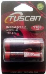 Tuscan 1.2v AA 1100 1 Pcs
