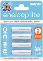 Sanyo Eneloop 4HR-4UQ-SECP-C Rechargeable Battery