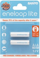 Sanyo Eneloop 2HR-4UQ-SECP-C Rechargeable Battery