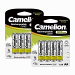 Camelion NC AA800BP4 x 2 PACK