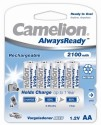 Camelion NH-AA2100ARBP4 Rechargeable Battery
