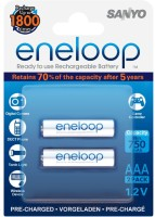 Sanyo Eneloop HR-4UTGB2BTM Rechargeable Battery