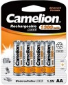 Camelion NH-AA1300BP4 Rechargeable Battery