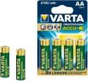 Varta Professional Accu AA Size Ni-MH 2700 MAH (4 Pcs) Rechargeable Battery