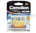 Camelion LB NH AA 2700 BP4 Rechargeable Li-ion Battery