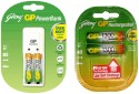 Godrej GP Combo Of S-330 Charger With 2100 Mah Batteries & 1300 Mah Batteries Rechargeable Ni-MH Battery