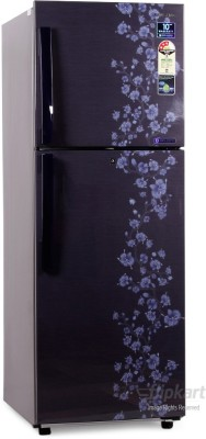 Samsung RT27HAJSAPX/T 253 L Double Door Refrigerator Orcherry Pebble Blue available at Flipkart for Rs.21990
