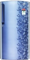 Videocon 190 L Direct Cool Single Door Refrigerator (VZ205PTC, Light Blue)