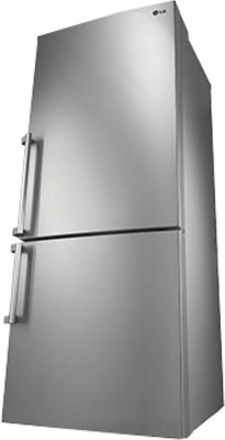 LG GC-B519ESQZ 450 Litres Double Door Refrigerator (Bottom Freezer Refrigerator)