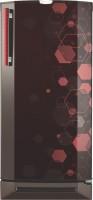 Godrej RD EdgePro 210 CT 6.2 210 L Single Door  Refrigerator (Crystal Wine)