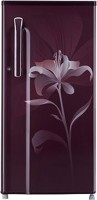 LG GL-B205KSLN 190 L Single Door  Refrigerator (Scarlet Lily)