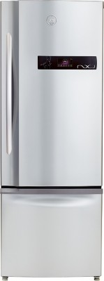 Godrej 405 L Frost Free Double Door Refrigerator (RB EON NXW 405 SD, Inox)