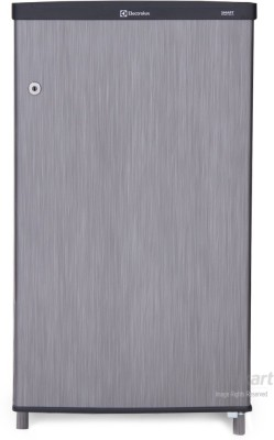 Electrolux 47 L Direct Cool Single Door Refrigerator (EC060PSH, Silver Hairline)
