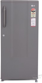 GL-195CLGE4 185 Litres Single Door Refrigerator