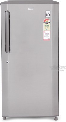 LG GL-B225BPZL 215 Litres Single Door Refrigerator