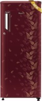 Whirlpool 190 L Direct Cool Single Door Refrigerator (205 ICEMAGIC POWERCOOL PRM 4S, Wine Fiesta)