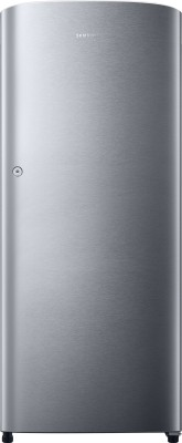 SAMSUNG 192 L Direct Cool Single Door Refrigerator (RR19H1414SA/TL, Metal Graphite)